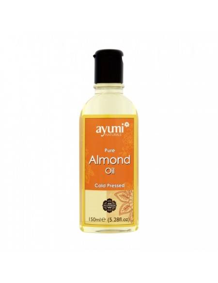 AYUMI Naturals – Pure Almond Cold Pressed Oil